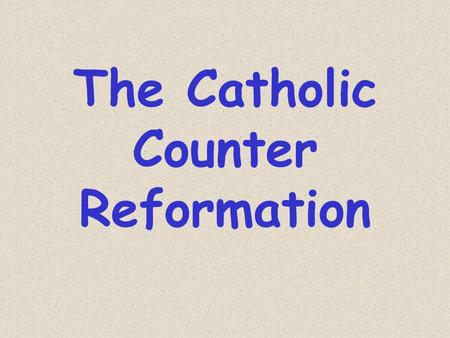 The Catholic Counter Reformation. During the 1500's, the Reformation was quickly spread by _________'s ______ _____. This invention led to a growth in.