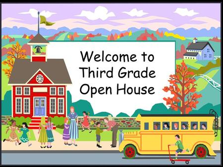 Welcome to Third Grade Open House. Introductions Mrs. Westgard Math Science Mrs. Trammell Language Arts Reading Social Studies.