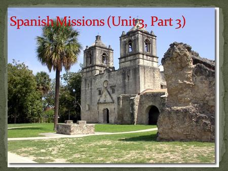 In 1682 Spanish friars founded the first permanent settlement of Europeans in Texas—the mission Corpus Christi de la Ysleta near El Paso. New Spain starts.