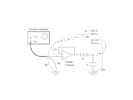 Operational Amplifier (op-amp) Positive power supply (+12V) Negative power supply (-12V) Inverting input Non-inverting input Non-inverting input (V+)