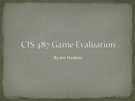 By Joe Haskins. An MMORPG created & published by Jagex Ltd. Game engine written in Java Played completely within a web browser Most popular free MMORPG.