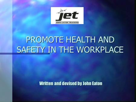 health and safety in the workplace 2 essay