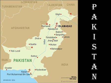PakIstanPakIstan. Forming a new country Pakistan was formed in 1947 to settle the ongoing conflict between Hindus and Muslims in India. When Great Britain.