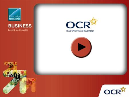 OCR Level 3 Cambridge Technicals in Business Unit 4: Business Accounting.