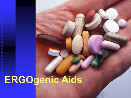 ERGOgenic Aids. Prevalence of Substance Abuse in Sports n Accurate assessment is difficult to achieve because of the sensitive and personal nature of.