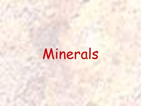 Minerals. What is the difference in picture A and B? (Other than the obvious) AB.