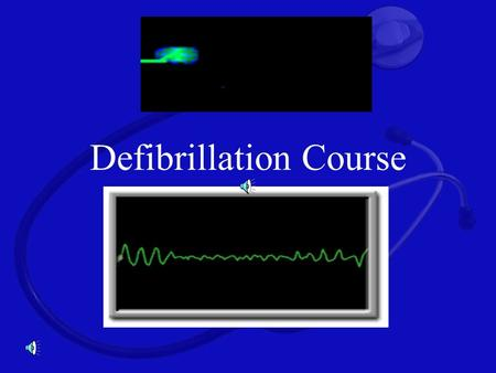 Defibrillation Course Cross Section of the Heart.