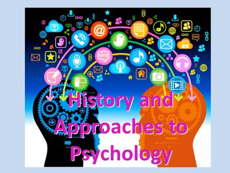 History and Approaches to Psychology. Psychology: The scientific study of behavior and mental processes Let's break down the definition: Behavior: Anything.