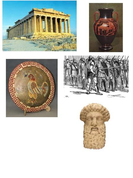 Introduction Through the tour I learned many things about ancient Greece. I learned about buildings like the Parthenon. I learned about pottery and the.