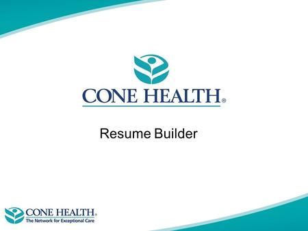 Resume Builder. Page 2 A great resume could be the thing that gives you a leg up on the competition. Your resume is the best way to present your skills.