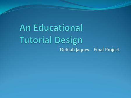 Delilah Jaques – Final Project LOGIN HERE Please Enter Your Login Information Username Password StudentNumber.