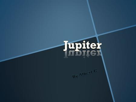 1 Title 1 Title 2 Table of Contents 2 Table of Contents 3 Surface and atmosphere of Jupiter 3 Surface and atmosphere of Jupiter 4 Temperature and measurements.