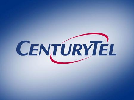 1. 2 From modest beginnings as a small telephone exchange in Oak Ridge, Louisiana, serving fewer than 100 customers. CenturyTel has grown to become one.