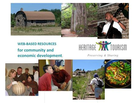 WEB-BASED RESOURCES for community and economic development.