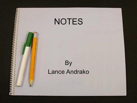 NOTES By Lance Andrako. How do the authors of psychological thrillers hook and hold readers? Whether you're a fan of the genre that is psychological.