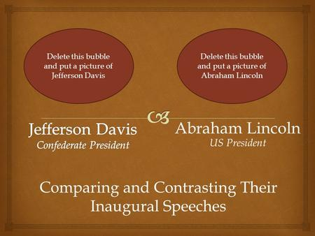 LEST WE FORGET: Donald Trump And Jefferson Davis
