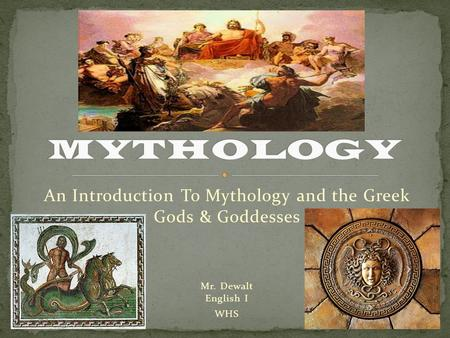 an introduction to the mythology of the creation of the universe