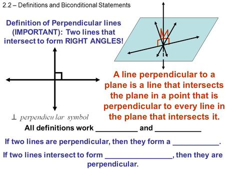 Geometry Chapter 2. Conditional Statements A conditional statement ...