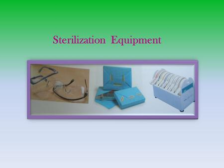 Sterilization Equipment. Protective Mask  To protect against chemicals, airborne pathogens, bacteria, and viruses during processing of instruments for.