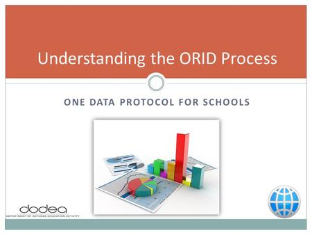ONE DATA PROTOCOL FOR SCHOOLS Understanding the ORID Process.