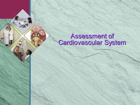 Assessment of Cardiovascular System.  Copyright 2002 by Delmar, a division of Thomson Learning 7-2 The Heart Extends from the 2ed to the 5th intercostal.