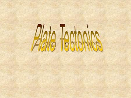 .. Plate Tectonics Theory that the Earth's crust is made of rigid plates that float on the molten layer of the mantle. Comes from the Greek word meaning.