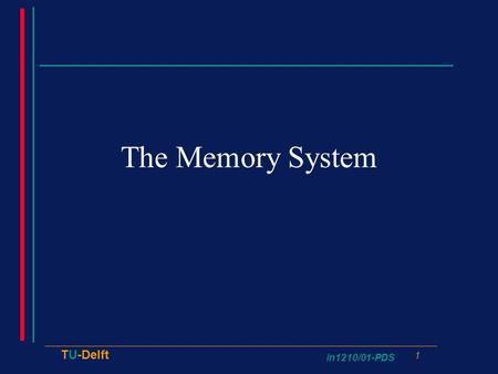 the main concepts of the organisation of memory Semi conducting main memory cache memory memory unit 4 memory 2   characteristic of the memory definitions and concepts ◇ organization it makes .