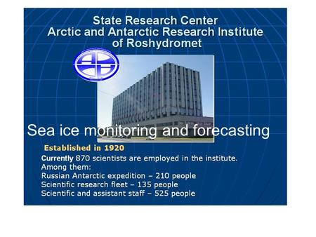 Sea ice monitoring and forecasting. Chart-diagram of the information receiving zones over the Arctic Ocean area from meteorological satellites of the.