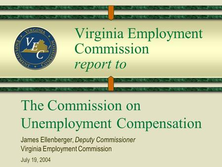 virginia unemployment commission