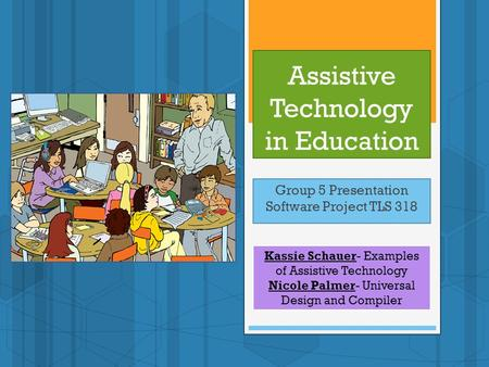 assistive technology research paper