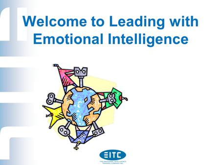 Welcome to Leading with Emotional Intelligence. Herding cats video.