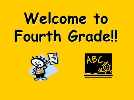 Welcome to Fourth Grade!!. Thank you so much for coming tonight. Eanes Elementary is a wonderful place to learn and grow because of the collaborative.
