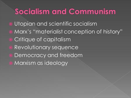 marx critique of capitalism essay Karl marx capitalism essays: home » essay » karl marx capitalism this paper will discuss the changes in capitalism since marxs critique in 1848.