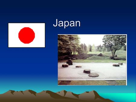 Japan. Where is Japan Located?? Four Islands of Japan Archipelago: A large group of islands Surrounded by water on all sides Honshu, Hokkaido, Shikoku,