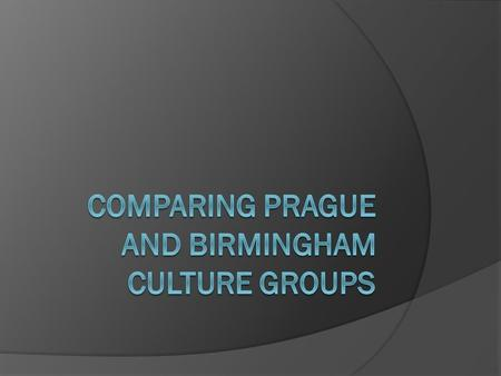 In Birmingham  As the second largest city in the UK has Birmigham many forms of culture for individuals, hobby groups, clubs, families and schools. 