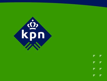 Examining how KPN has achieved flexible billing for their Prepaid Services Mieke van Kalker, Product Responsible for Prepaid Wednesday 26 th September.