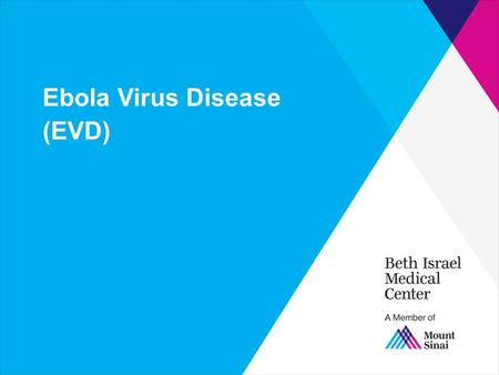 Ebola Virus Disease (EVD). Marburg and Ebola Virus Hemorrhagic Fevers Filovirus RNA virus Threadlike, filamentous morphology Viral epidemics from Africa.