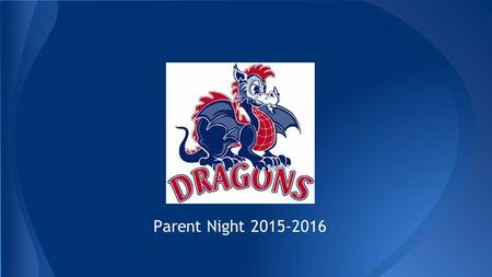 Parent Night 2015-2016. Welcome to 5th Grade 5th grade is a transition year: ●Elementary to Intermediate ●Larger classes/ Flex schedule/Lockers ●Responsibility.