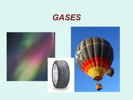 GASES. The weight of air causes atmospheric pressure. Atmospheric pressure is actually greater at shoulder level than at head level!