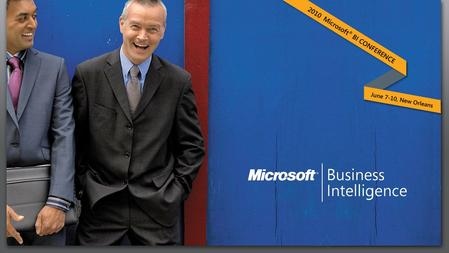 SESSION CODE: BIE07-INT Eric Kraemer Senior Program Manager Microsoft Corporation.