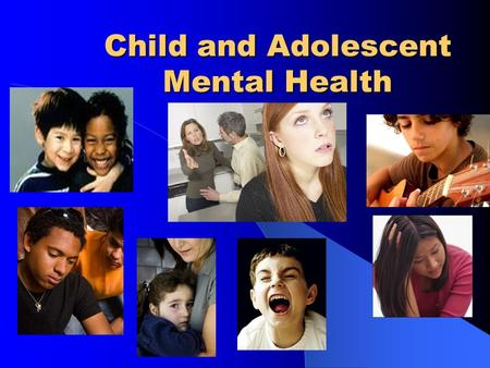 "Child and Adolescent Mental Health. Cognitive development Moves from concrete thinking to ""formal operations"" Abstract thinking Level of thinking allows."
