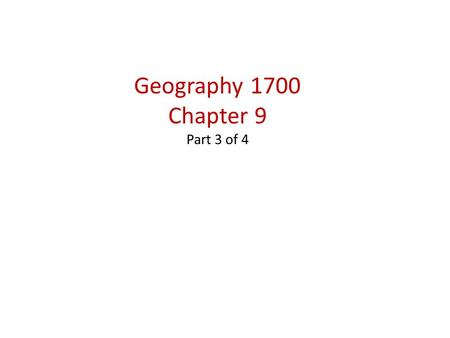 "Geography 1700 Chapter 9 Part 3 of 4. A recent Geography 1700 student found a Web page that claimed ""Super- Storm Sandy"" created 39 feet of flood on Long."