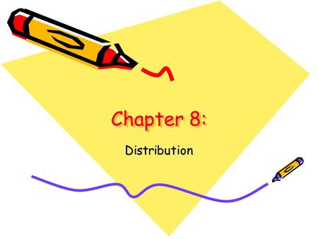 Chapter 8: Distribution Overview Income Distribution & Wages and Salaries Income Inequality Interest Income, Savings, Rental Income & profit Circular.