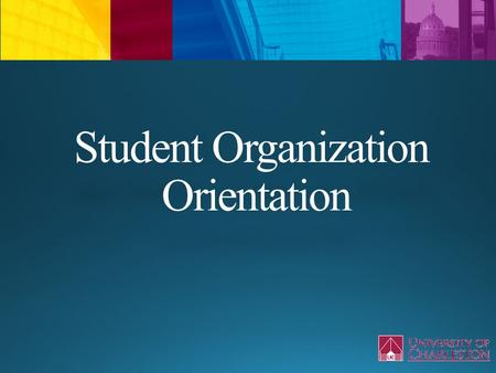 Student Organization Requirements Must be registered with the Office of Student Leadership & Engagement. Have at least 5 members. Have a current UC Faculty/Staff.