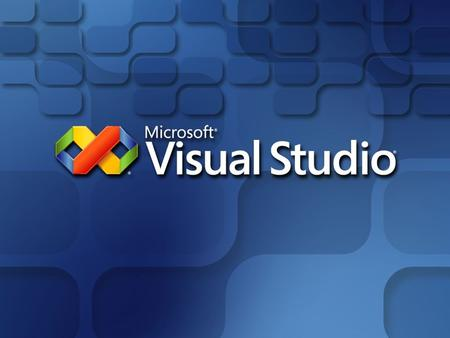 Visual Studio 2008 and.NET 3.5 provide seamless support for all of the protocols and techniques popular in Web 2.0-style applications. Visual Studio.