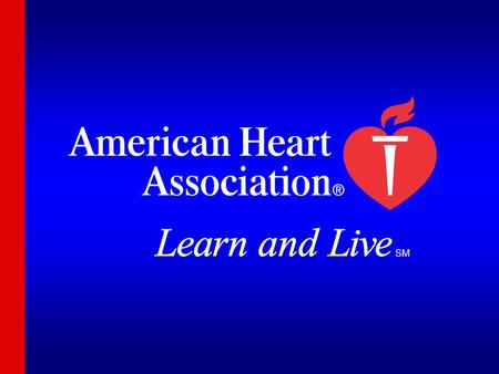 Heart Disease and Stroke Statistics — 2006 Update.
