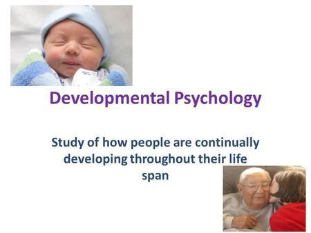 Developmental Psychology Flashcards | Quizlet