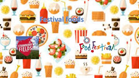 There are numerous types of festivals such as: music festivals. Music festival are where bands and singers perform live on stage types of music festivals.