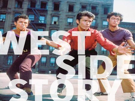 West Side Story is an American musical with a book by Arthur Laurents, music by Leonard Bernstein, lyrics by Stephen Sondheim, and conception and choreography.