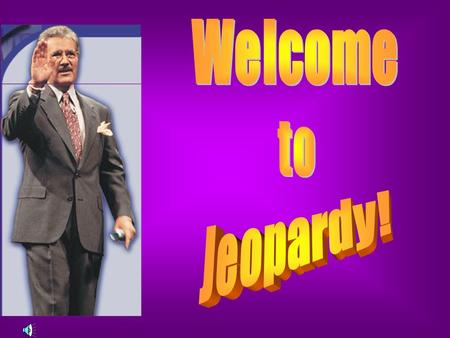 Work and Energy: Jeopardy Review Game $2 $5 $10 $20 $1 $2 $5 $10 $1 $2 $5 $10 $1 $2 $5 $20 $5 $1 Kinetic Energy Potential Energy MachinesWork and Power.